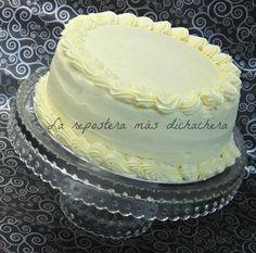 tarta lemon curd en La repostera más dicharachera