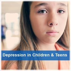 Find tips to help your child or teen fight back against #Depression.