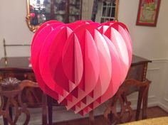 Papercrafts and other fun things: Roses are Red, Violets are Blue, I Would Love a Heart Sliceform, How About You?