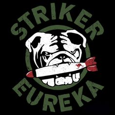 Max and the Striker logo