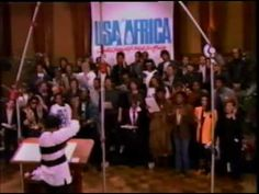 USA for Africa - We Are The World - 1985