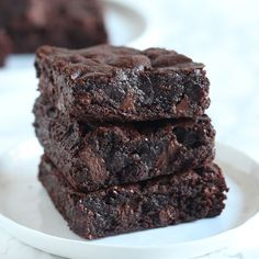 Chewy Brownies Recipe on Yummly