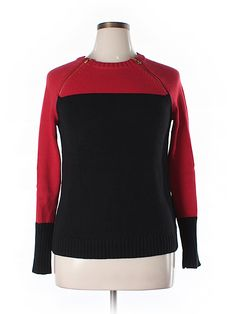 Check it out—Anne Klein Pullover Sweater for $16.99 at thredUP!