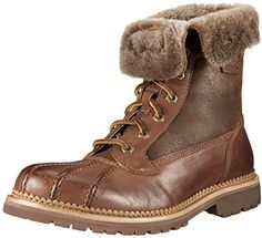 $395, Trask Cascade Snow Boot. Sold by Amazon.com. Click for more info: http://lookastic.com/men/shop_items/157854/redirect
