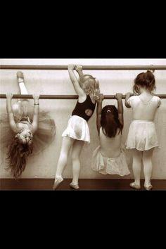 Dança para os pequeninos!! <3