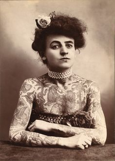 The Untold Story of the Badass First Female Tattoo Artist in the United States