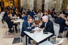 Warszawa już kolejny raz przyjęła uczestników międzynarodowej konferencji Wolves Summit.iewątpliwy sukces spotkań 1:1 dostępnych na wydarzeniu sprawił...