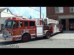 Ladder 20 Detroit Fire Department