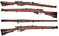 British-Rifle-Lee-Enfield-No.1-MkIIIa-full.jpg (1000×616)