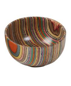 Take a look at this Colored Wooden 24 oz. Bowl by Norpro on #zulily today!