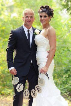 Allure Bridals Style 8526 - Wedding Photography: Chelsea Victoria Photography  Photography: Jessica Bennett   #allure #wedding #weddings #realwedding #realbride #allurebridals #bride #bridal #bridalgown #weddingdress #lace #vintage #brandisbridal #2014bride #2014wedding #weddingideas #vintagewedding