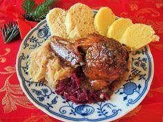 Hlavní jídla :: RECEPTY ZE ŠUMAVSKÉ VESNICE Ham, Steak, Beef, Treats, Health, Food, Meat, Sweet Like Candy, Goodies
