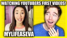 NEW VID!! **WATCHING YOUTUBERS FIRST VIDEOS 6!** https://www.youtube.com/watch?v=UrqjMMtBAss… RT ? :)