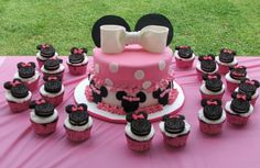 minnie mouse birthday decorations - Google Search