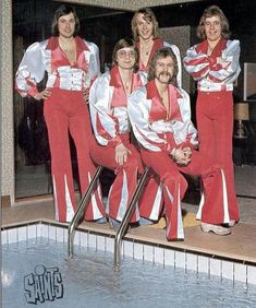 Happily there's no limit to funny 70s Swedish Dance Bands are