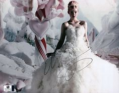 Elle Fanning Signed Autographed 8X10 Photo Sexy Candy Lan...