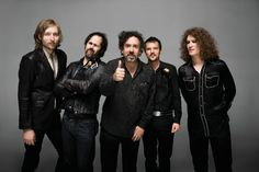 The Killers & Tim Burton...these are a few of my favorite things.