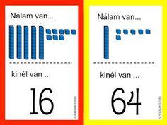 Játékos tanulás és kreativitás: Kártyajáték: Nálam van..., kinél van... Dyscalculia, Bar Chart, Van, School, Bar Graphs, Vans, Vans Outfit