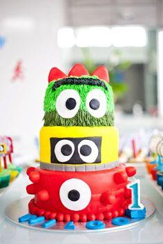 Karas Party Ideas | Kids Birthday Party Themes: 1st birthday- boy