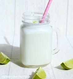 Rezepte mit Herz ♥: Kokos - Limetten - Traum ♡