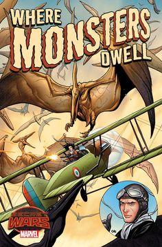 Where Monsters Dwell - Garth Ennis & Russ Braun