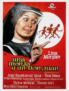 1973 - Una monja y un Don Juan