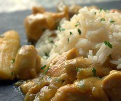 Varomeando: Pollo con cúrcuma y jengibre Poultry, Mashed Potatoes, Meals, Chicken, Cooking, Ethnic Recipes, Food, Oriental, Drink