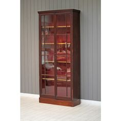 1920s Mahogany Bookcase - All Vintage Furniture - Vintage Furniture