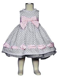 biscotti little darling ribbon dress