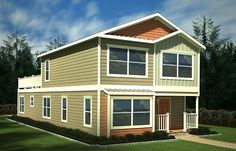Prestige Manufactured Homes - Brentwood, CA, United States. Two story manufactured home 4bed 2.5 bath