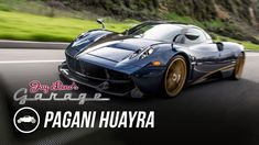 David Lee stops by the garage to show Jay his special edition 730 horse power 2014 Pagani Huayra. » Subscribe: http://bit.ly/JLGSubscribe » Visit the Officia...