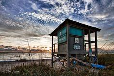 Lifeguard Tower 7