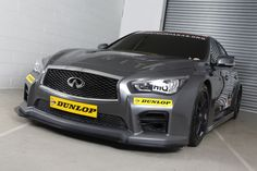Infiniti and 'Support Our Paras Racing' have revealed their cars and… Infiniti Q50 Sport, Japanese Imports, Wide Body, Jdm Cars, Motogp, Drag Racing, Motor Car, Touring, Race Cars