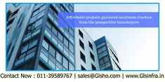 GLS Infratech Private Limited: Ready units witness increased demand in Gurgaon Affordable Housing, Home Buying, Home Projects, The Unit, Stage, Homes, Group, Houses, Home