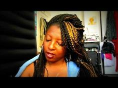 TUTORIAL: How to REFRESH & WASH Senegalese Twists 6 Weeks Check-In