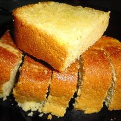 CCheryls Moist Bread Machine Cornbread on BigOven: This is the Best Corn bread to come out of my Kitchen!