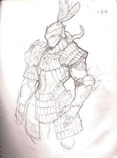 Kim Bum sketches