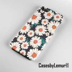 DAISY Iphone 6 Case Hipster Iphone 6 Plus Case Daisy Print phone case Grunge Iphone 5 Case Vintage Iphone Case Flowery Girly Gifts - Phone case for girls Samsung Galaxy S4 Cases, Iphone 6 Cases, Cute Phone Cases, Iphone 6 Plus Case, 5s Cases, Iphone 5c, S5 Samsung, Apple Iphone, Zoom Iphone