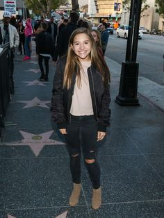 Mackenzie Ziegler Photos Photos - Johnny Orlando Outside His Concert at Avalon Nightclub - Zimbio