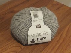 RICO-Organic-Pure-Chunky-50gms-100-Wool