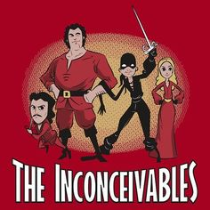 I love this! The Inconceivables!