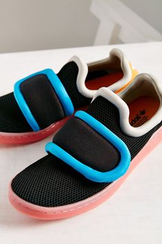 adidas Blue Court Remixed CF Sneaker