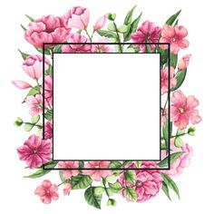Online shopping from a great selection at Beauty & Personal Care Store. Framed Wallpaper, Flower Background Wallpaper, Flower Backgrounds, Background Patterns, Wallpaper Backgrounds, Art Floral, Frame Floral, Flower Frame, Flower Art