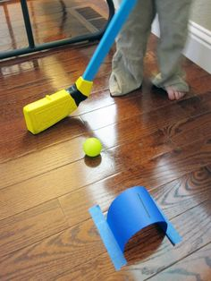 Cabin Fever Cures: Indoor Games for Kids