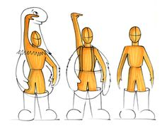 How to build a Walk-Around Puppet Costume