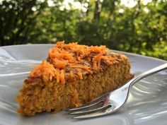 Fit ciasto marchewkowe [PRZEPIS]. | Mamy ruszamy Diet Recipes, Healthy Recipes, Healthy Sweets, Healthy Food, Carrot Cake, Carrots, Sweet Tooth, Food Porn, Good Food
