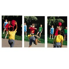A Tournament of Slam Game (Outdoor Games for Kids)