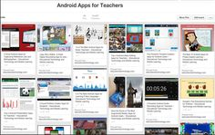Some Excellent Websites for Finding Educational Android Apps ~ Educational Technology and Mobile Learning