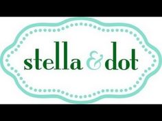 """Stella & Dot Jewelry Haul!"" Youtube video by Michele1218 - featuring the Charlize Teardrop Earrings"