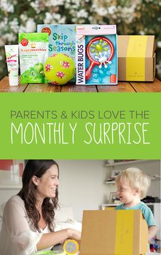 Whether you have a baby, toddler or preschooler, join Citrus Lane and delight your little one with a surprise monthly box of the best toys and goodies, delivered right to your doorstep! Each box features 4-5 products that are handpicked for your child's age and stage. ➜Use code PIN40 at checkout to save 40% on your 1st box. Ends 09/22/15.